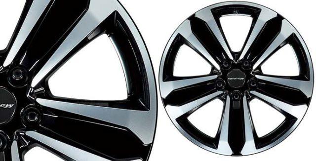 cr-v 新型 タイヤサイズ 純正ホイール
