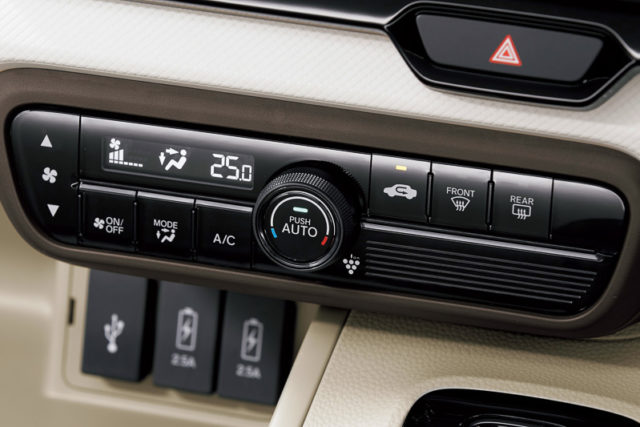 nbox 燃費向上 表示 新型