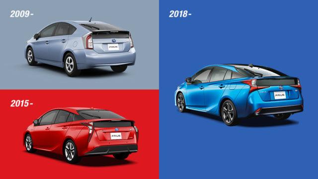 新型プリウスの実燃費は悪い?実際に旧型と比較してみた! | 新型 ...