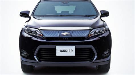 ハリアー 新型 2017 2019 サイズ 広さ 横幅